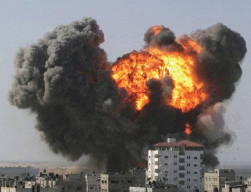 ( إنفوغراف ) استمرار الحملة على إدلب