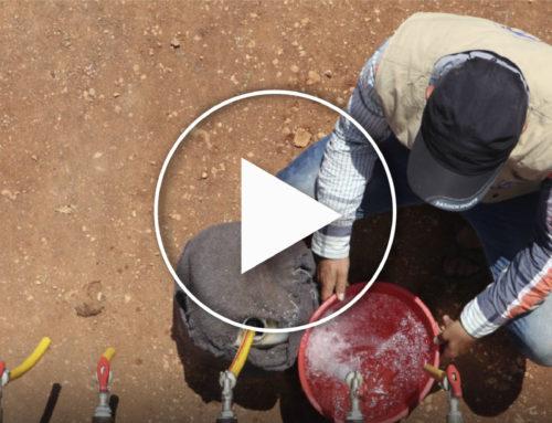 (فيديو) سقيا الماء