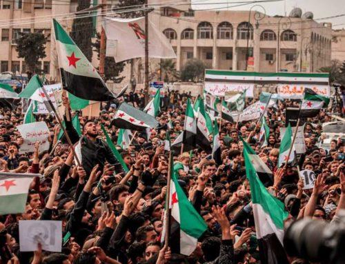 عقد على المأساة السورية