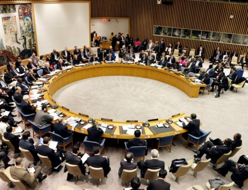Briefing to the Security Council on the humanitarian situation in Syria