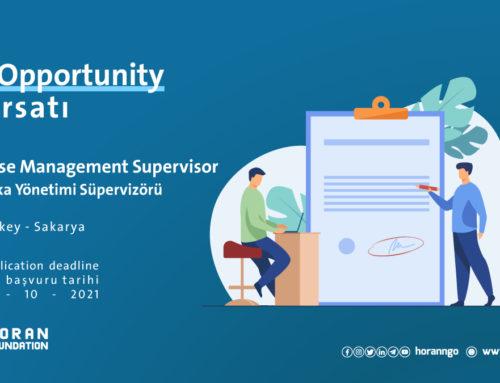 job opportunity: Case Management Supervisor